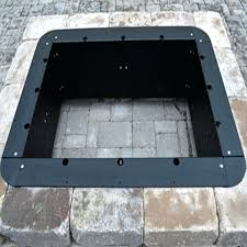 Firepit Inserts Outdoor Pit Inserts Outdoor Wood Pit Inserts Fortkochi Me
