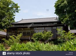 early 20th century japanese style house in hsinchu park hsinchu