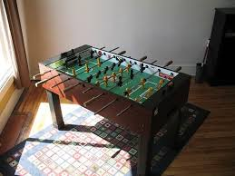 used foosball table for sale craigslist 55 best football table images on pinterest football futbol and soccer