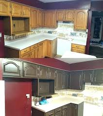 how to change kitchen cabinet color change kitchen cabinet color