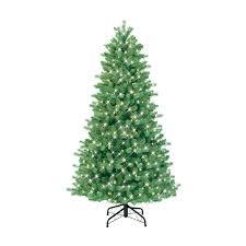 white tree lowes lights decoration