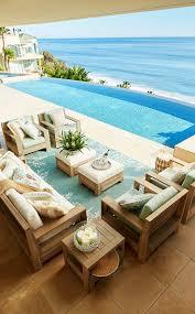 Pool Beds Furniture Best 25 Pool Furniture Ideas On Pinterest Outdoor Pool