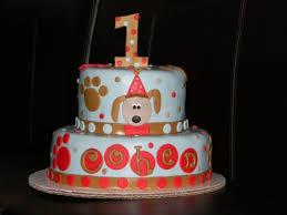 1st birthday cakes without fondant