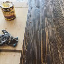 Diy Floor L Diy L Shaped Farmhouse Wood Desk Office Makeover Hometalk