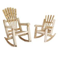 Wooden Rocking Chair Outdoor Baseball Bat Rockers Wooden Rocking Chair Uncommongoods