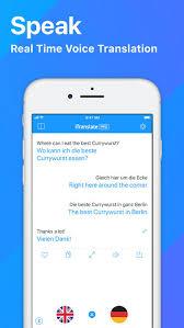 Translate Bedroom In Spanish Itranslate Translator On The App Store
