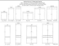 Kitchen Cabinet Standard Height Standard Height Of Base Kitchen Cabinets Cabinet Pertaining To