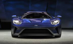 Cost Of 2016 Ford Gt 2017 Ford Gt Supercar Fastest Machine Ford Has Ever Created