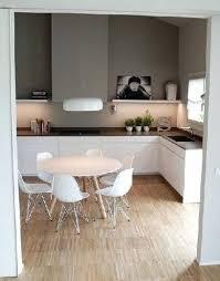 peinture pour cuisine grise cuisine grise et blanche peinture cuisine grise tras joli exemple