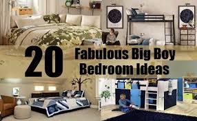 Fabulous Big Boy Bedroom Ideas Home So Good - Big boys bedroom ideas