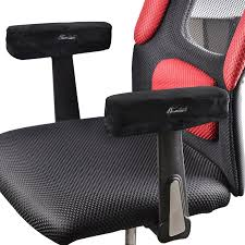 Office Chair Covers Amazon Amazon Com Warmtaste Memory Foam Arm Pads Office Computer Arm