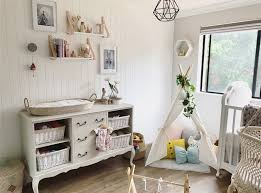 Bohemian French Provincial Style Girl Nursery By Kids Interiors - Interior design french provincial style