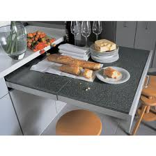 Diy Kitchen Table Top by Hafele U0027s Top Flex Pull Out Table System Works With Your Tabletop
