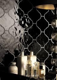carrelage cuisine noir brillant carrelage mural noir brillant awesome carrelage mural noir brillant