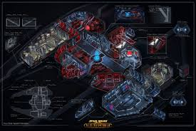 Swtor Map Swtor Concept Art Sith Ship By Ryan Dening Swtor