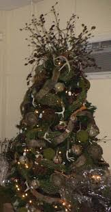 Redneck Christmas Deer Decorations by 41 Best Hunting Ornaments Images On Pinterest Redneck Christmas