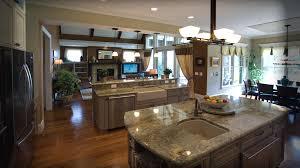 modern craftsman kitchen craftsman apex u2013 cotton custom homes
