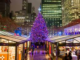 you need to about the winter at bryant park s tree lighting