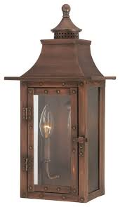 st charles collection wall mount 2 light outdoor light