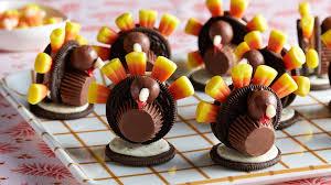 thanksgiving turkey treats food network