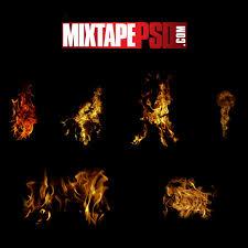 free 6 fire flames psd template mixtapepsd com