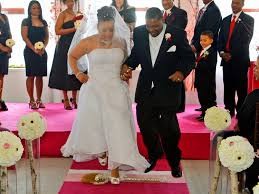jumping the broom wedding jumping the broom the history of the wedding tradition insider