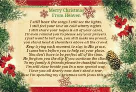 merry christmas from heaven merry christmas from heaven pictures photos and images for