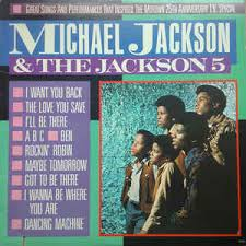 motown 25 anniversary michael jackson the jackson 5 great songs and performances