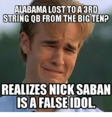 Nick Saban Memes - 25 best memes about angry nick saban angry nick saban memes