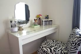 Glass Makeup Vanity Table Makeup Vanity Table With Glass Top Home Design Ideas