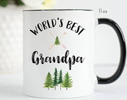 fathers day grandpa etsy