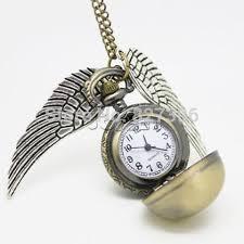 pendant pocket watch necklace images Harry potter golden snitch pendant balls pocket watch necklace jpeg