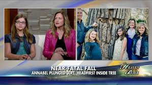 Miracle In Heaven Miracles From Heaven Near Fatal Fall Cures Sick S