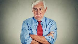 old man 40 things that can trigger grumpy old man syndrome starts at 60