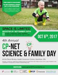 bloorview on cp net science family day is on