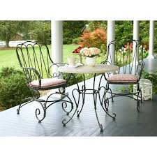 Black Wrought Iron Patio Furniture Sets Inspirational Wrought Iron Patio Furniture Sets Or 24 Wrought Iron