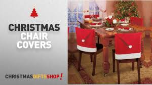santa hat chair covers top christmas chair covers ideas lohome santa hat chair covers