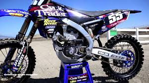 factory motocross bikes motocross action tests alex martin u0027s factory cycle trader rock