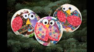 easy diy owl crafts project ideas for kids youtube