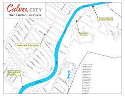 Culver City Map Transportation U0026 Parking Culver City Ca