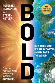 bold how to go big create wealth and impact the world livros