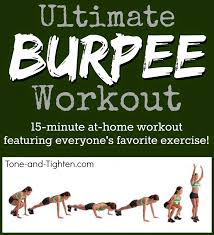 total burpee workout build a better burpee with this amazing 15