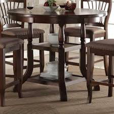 dining room counter height tables couture elegance counter height dining table u2013 adams furniture
