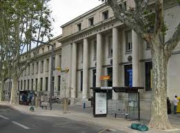 avignon telegraph and post office building avignon landmarks