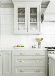 kitchen cabinets with cup pulls kitchen ideas gray kitchen with brass hardware elegant cabinets