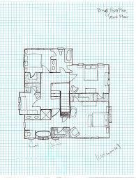 home design graph paper ringel house plan graph paper second floor let s build a house