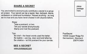 Barnes And Noble Germantown Md Sunday Secrets Sigalon U0027s Postsecret U0027s Soup