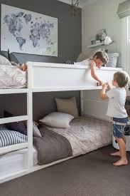 Plans For Toddler Bunk Beds by Bunk Beds Low Height Bunk Beds Ikea Toddler Size Bunk Bed Plans