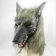 halloween wolf costume wolf costume mask promotion shop for promotional wolf costume mask