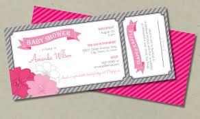 concert ticket wedding invitation template free invitation card